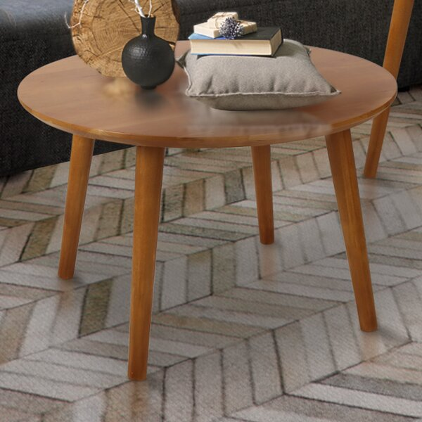 Solid Wood Coffee Table By Ebern Designs