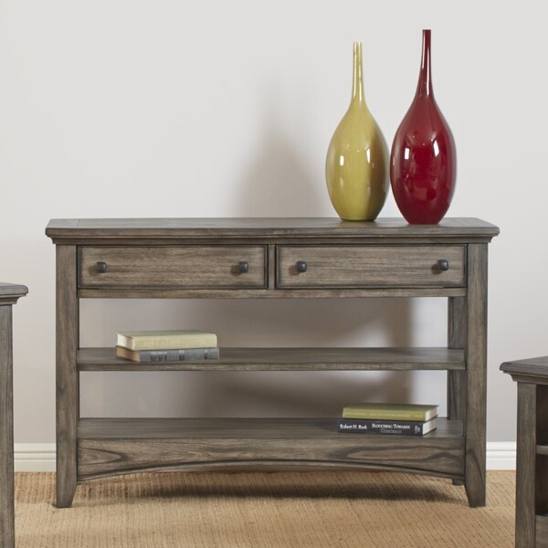Monongah Console Table by Red Barrel Studio