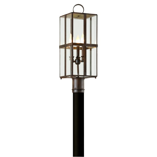Channell 3-Light 24 Post Light by Fleur De Lis Living