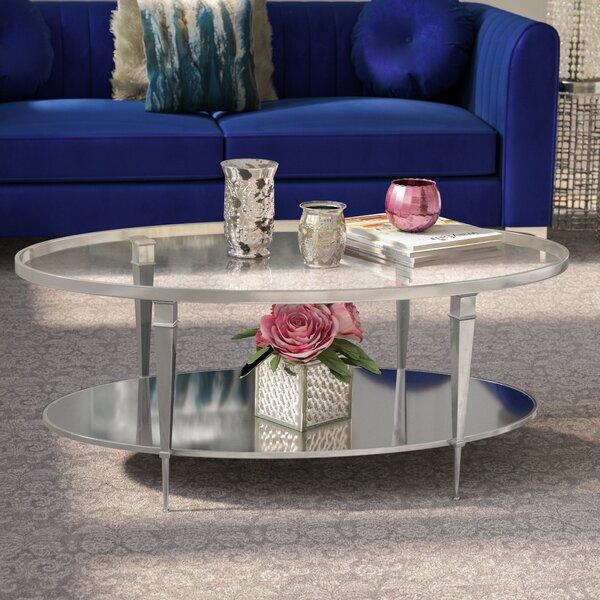 Robison Coffee Table by Willa Arlo Interiors Willa Arlo Interiors
