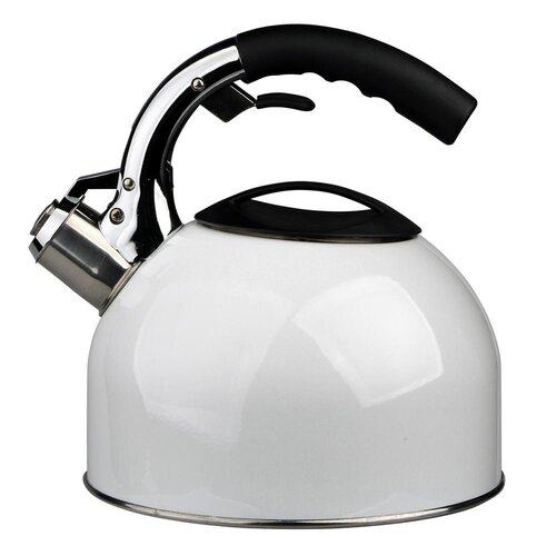 Matherly 2.7L Stainless Steel Whistling Stovetop Kettle Symp