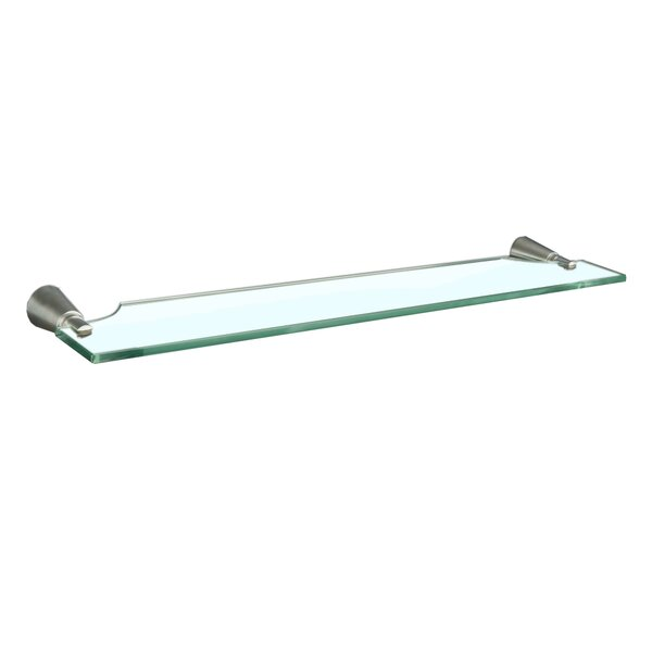 Soma Glass Wall Shelf by Maykke