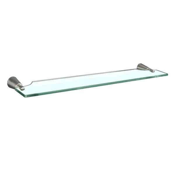 Soma Glass Wall Shelf by Maykke