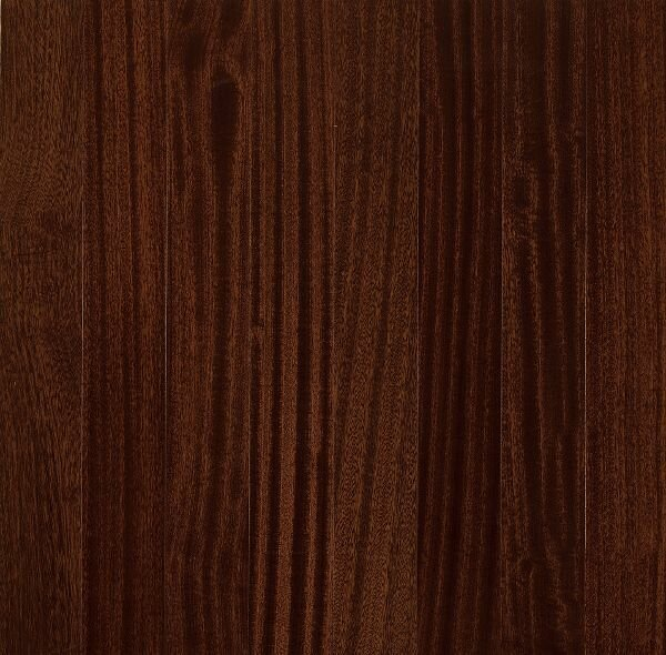 4-18/25 Engineered Exotic Hardwood Flooring in African Mahogany Burnished Sable by Armstrong Flooring