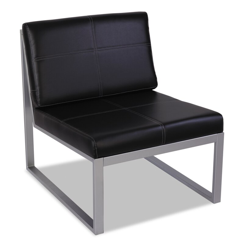 Big Save Reception Slipper Chair By Alera 174 Buying Accent