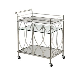 Rodger Bar Cart by Willa Arlo Interiors