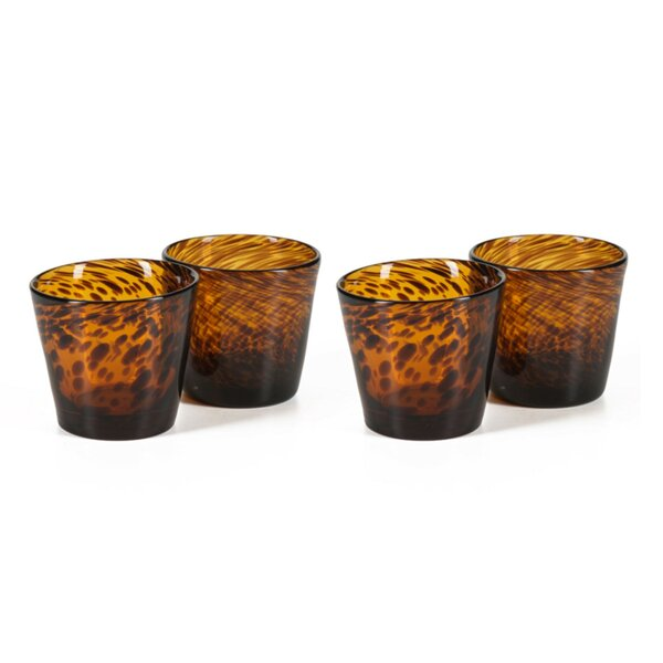 Ryker Everyday Glass Set (Set of 4) by Bloomsbury Market