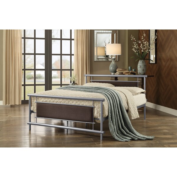 Tickhill Upholstered Platform Bed by Ebern Designs