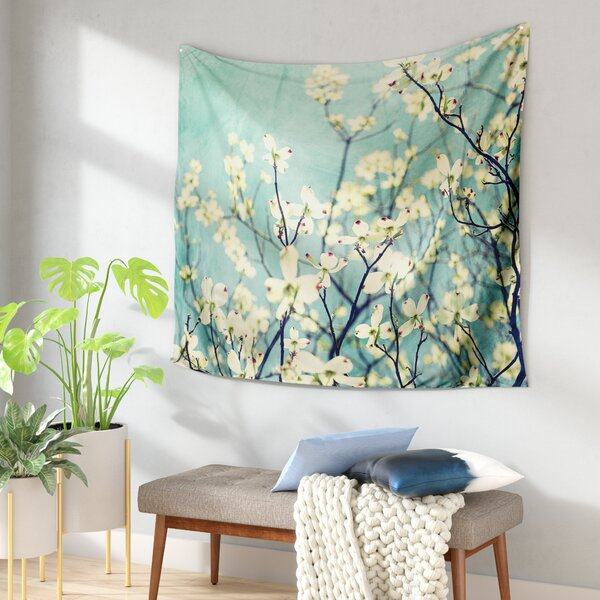 Pure by Ann Barnes Wall Tapestry by East Urban Home