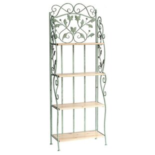 Searching for Burbage Wrought Iron Baker's Rack Great Price