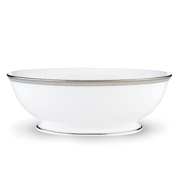 Murray Hill 9.5 Open Vegetable Bowl by Lenox