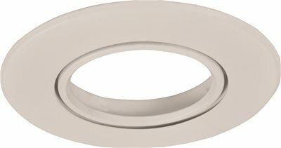 Gimbal 5 Recessed Trim by Monument