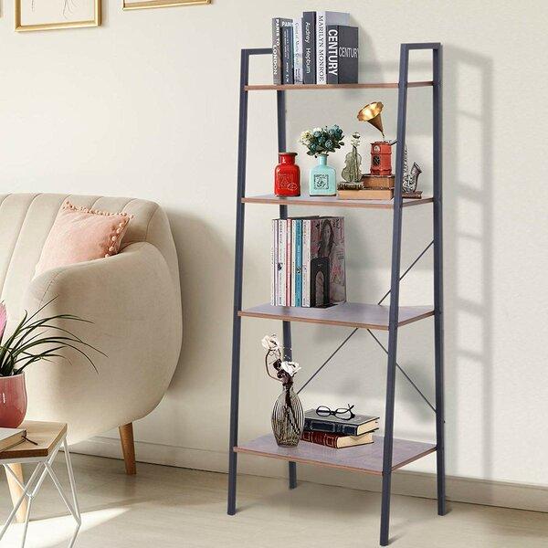 Dario Ladder Bookcase By Union Rustic