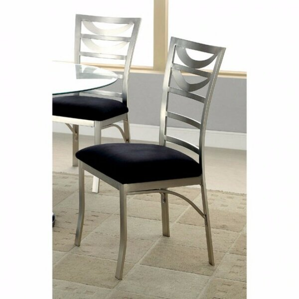 Michigamme Side Chair (Set of 2) by Orren Ellis