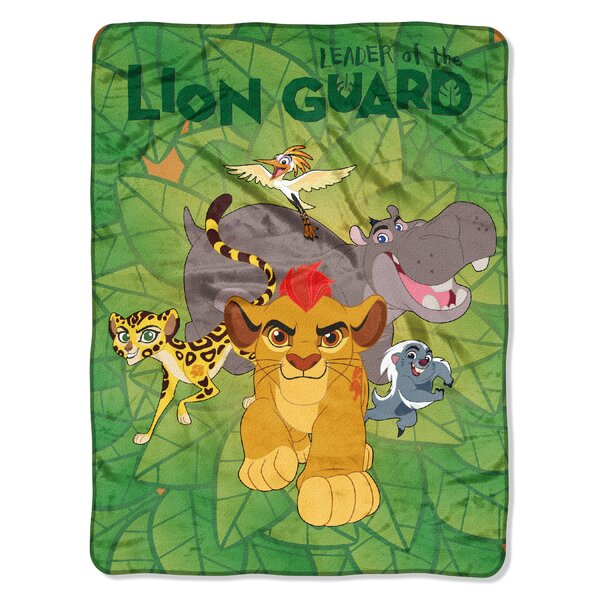 Lion Guard Crew Throw by Northwest Co.
