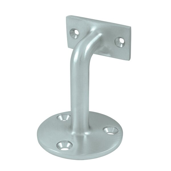 3 Projection Hand Rail Brackets by Deltana