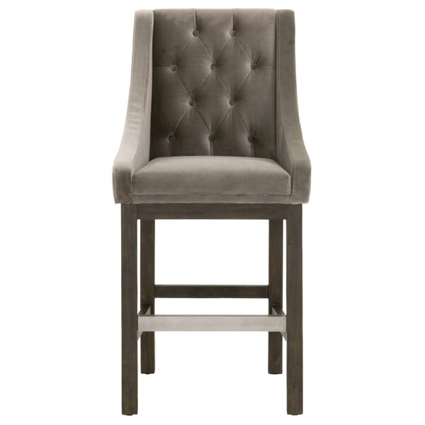 Eulalia 30 Bar Stool by Gracie Oaks