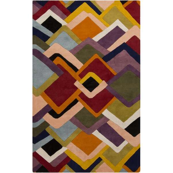 Driskill Hand-Tufted Area Rug by Ivy Bronx