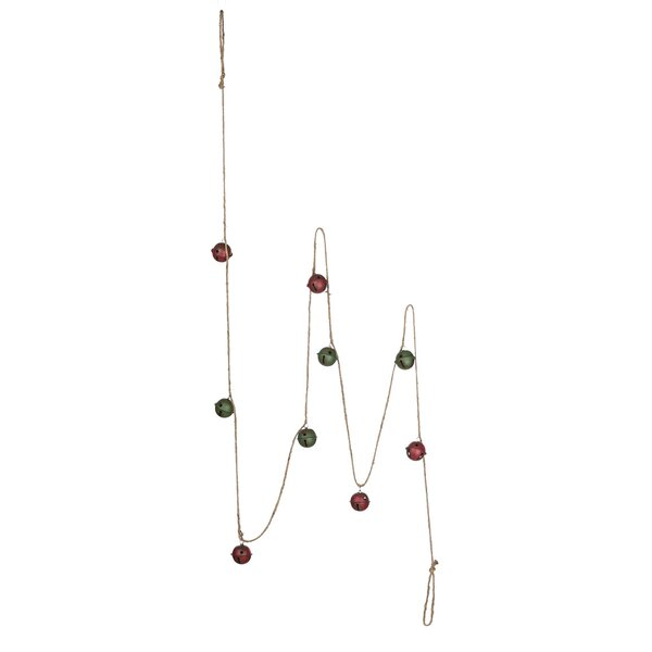 Bell Garland (Set of 2) by The Holiday Aisle