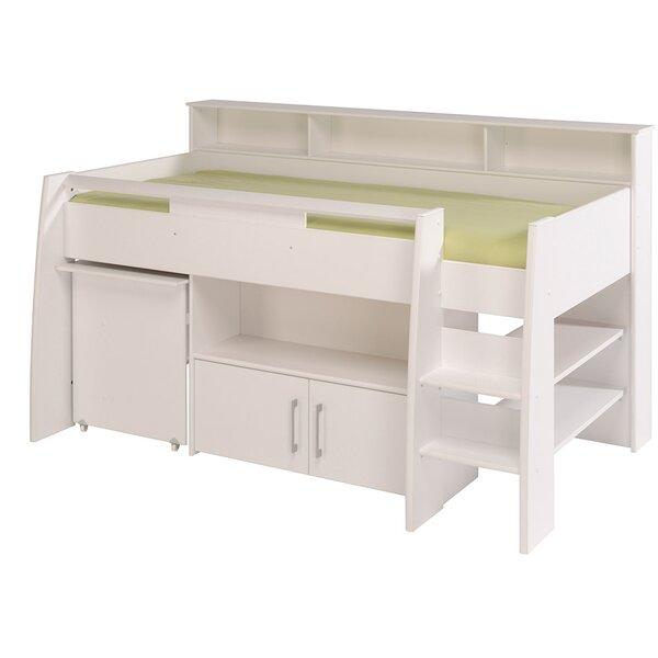 Prater Midsleeper Twin Standard Bed by Harriet Bee