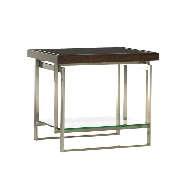 MacArthur Park Granville End Table by Lexington