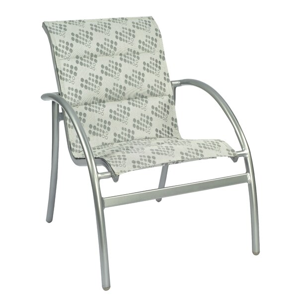 Tribeca Stacking Patio Dining Chair by Woodard Woodard