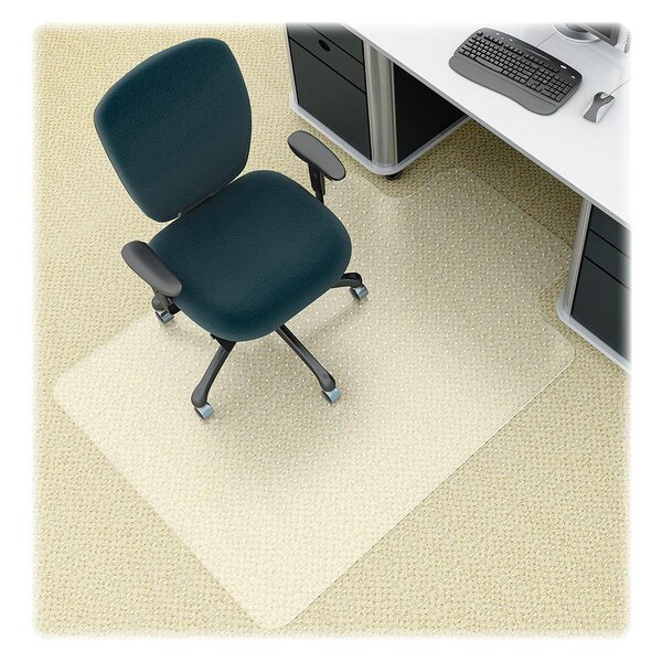 Low Pile Carpet Chair Mat by Deflect-O Corporation