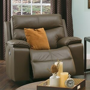 Palliser Furniture Providence Leather Manual Rocker Recliner