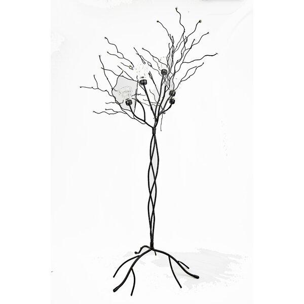 Wire Tree Metal Candelabra by Orren Ellis