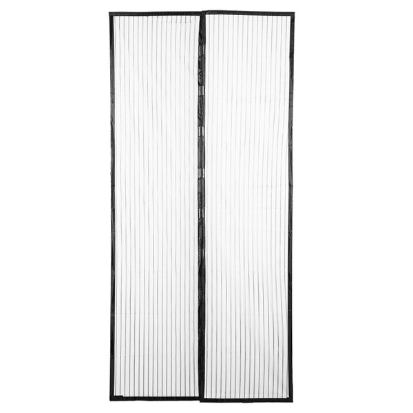 Georgia Magic Mesh Magnetic Screen Door with Butte