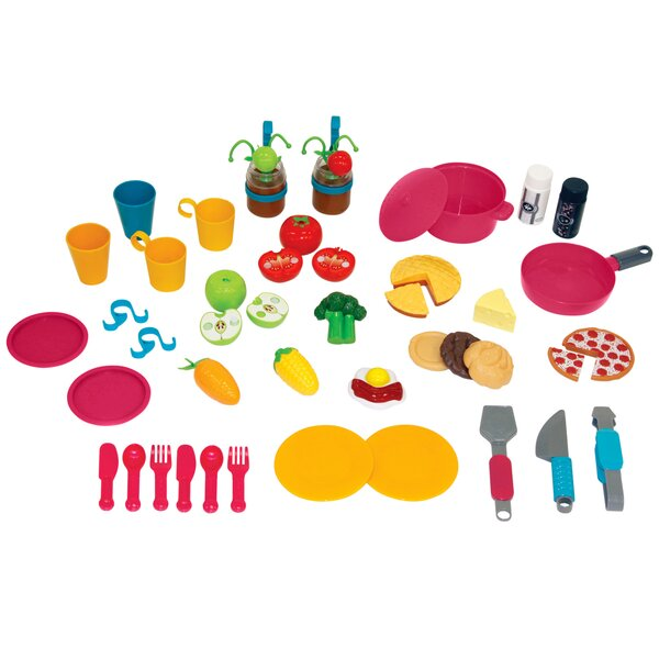 Cook 'n Learn Smart Kitchen Set by Little Tikes