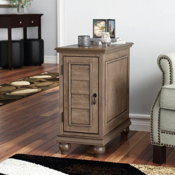 Deschambault Accent Cabinet by August Grove August Grove