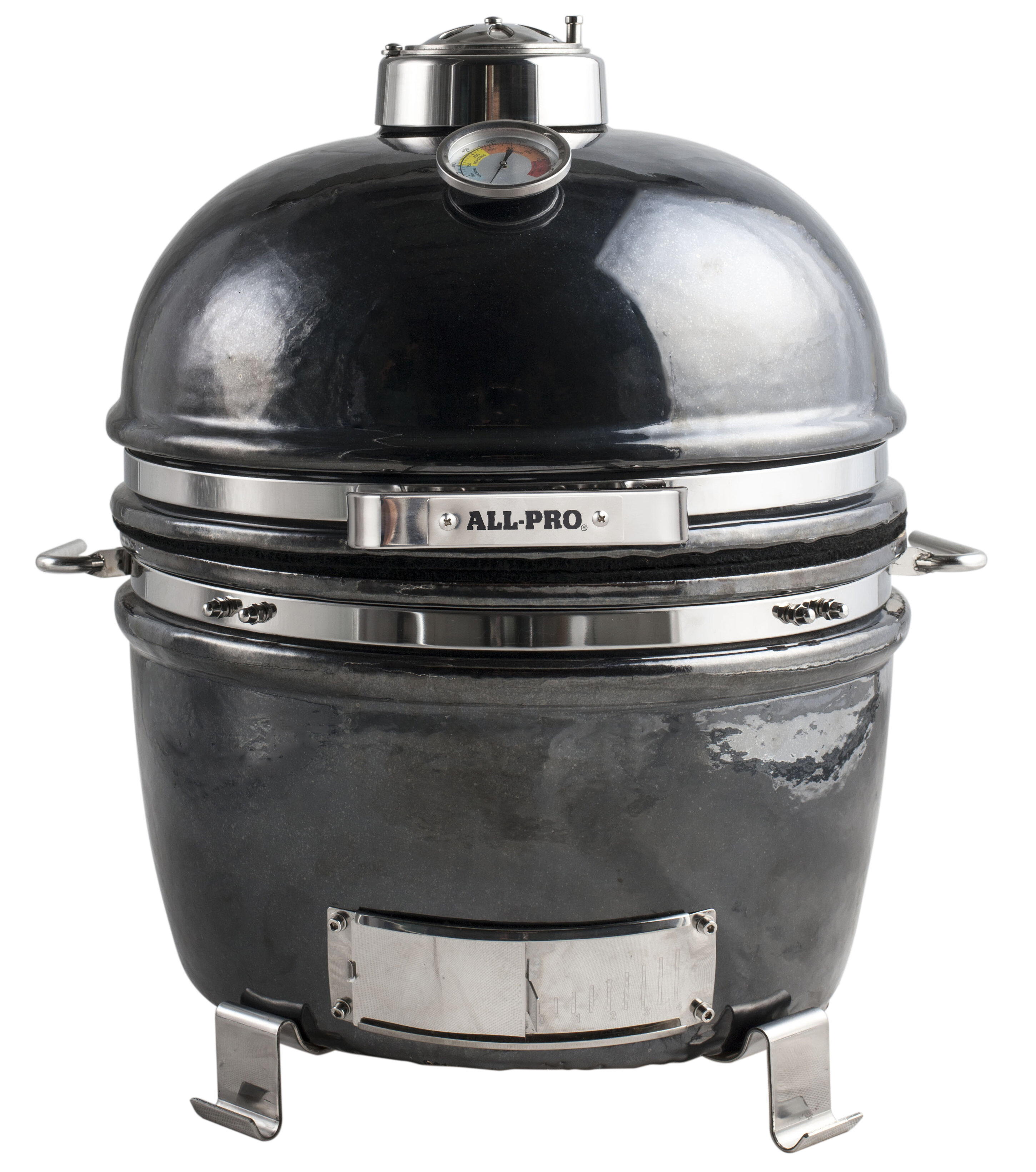 """Backyard Charcoal Grill all-pro 11"""" convenience series backyard cooker charcoal grill 