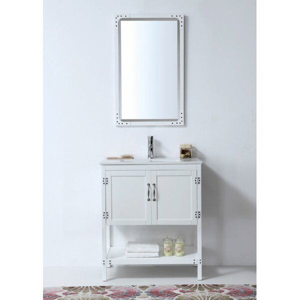 Gildford 30 Single Bathroom Vanity Set by Trent Austin Design