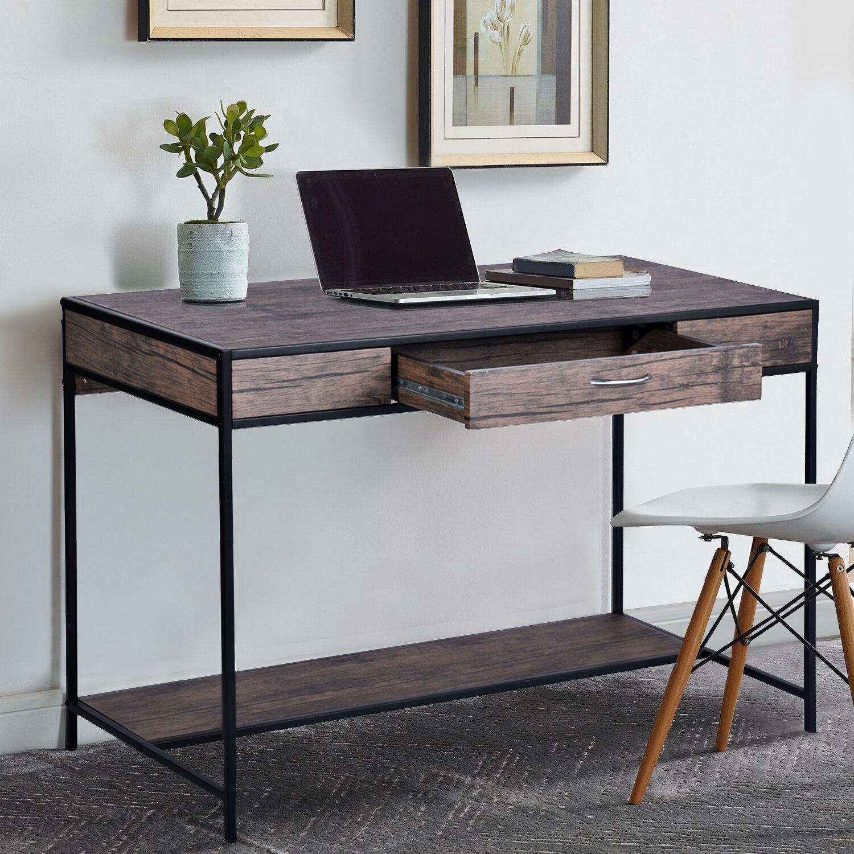 Union Rustic Borton Desk & Reviews   Wayfair