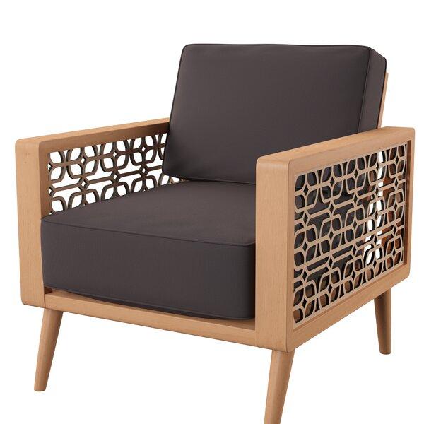 Mccumber 22.5-inch Armchair By Mercury Row