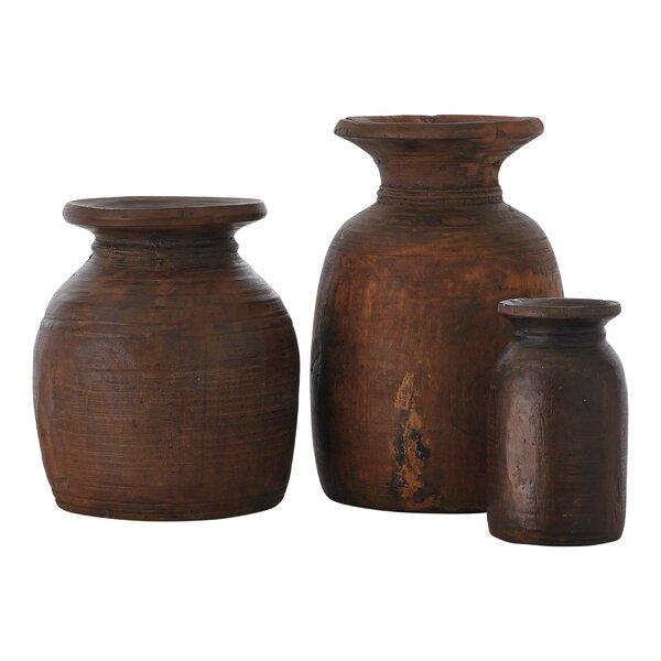 Village Milk Vessel Table Vase by Studio A Home