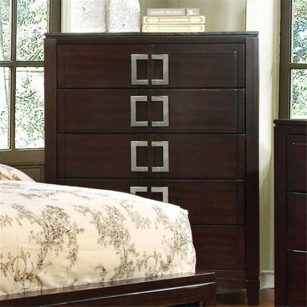 Lamontagne 5 Drawer Chest by Latitude Run