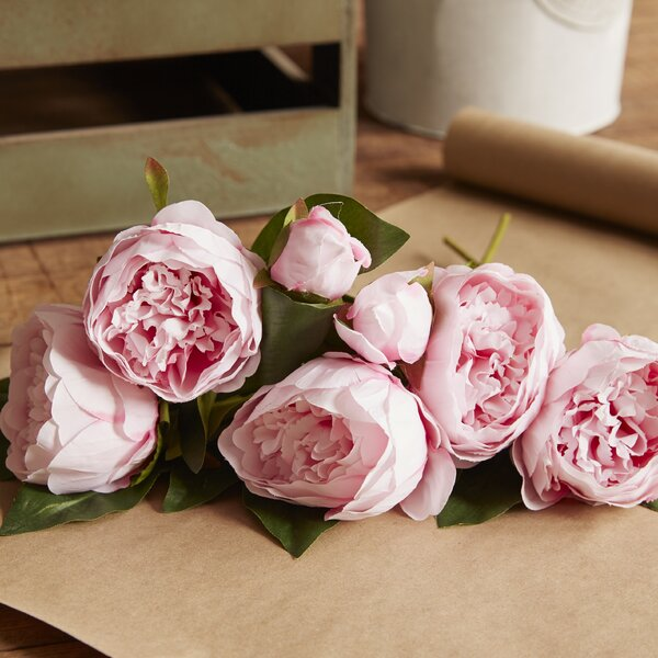 Silk Peony Bundle by Lark Manor