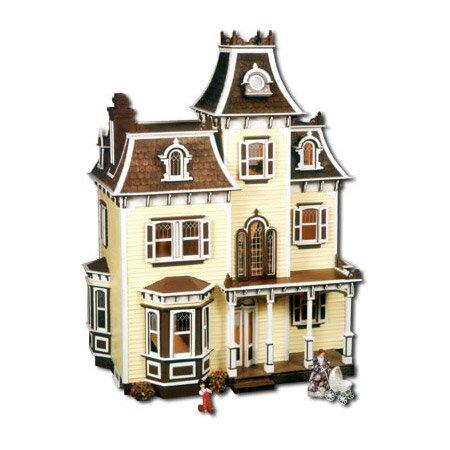 Beacon Hill Dollhouse By Greenleaf Dollhouses.