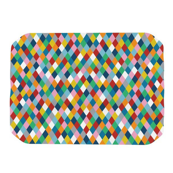 Harlequin Placemat by KESS InHouse