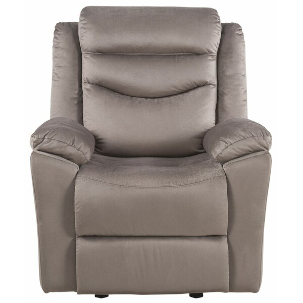Kraker Manual Glider Recliner By Red Barrel Studio