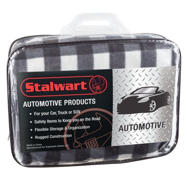 Electric Heater Car Blanket by Stalwart