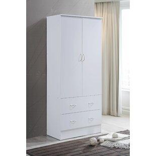 Bon White Armoires U0026 Wardrobes