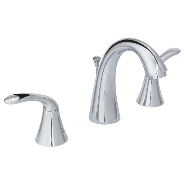 Trend Widespread Bathroom Faucet with Drain Assembly by Huntington Brass Huntington Brass