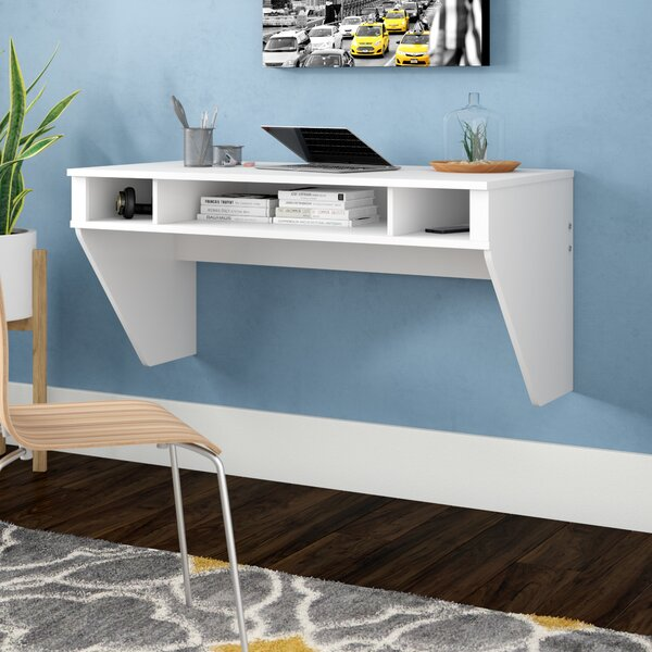 Dowlen Floating Desk by Zipcode Design