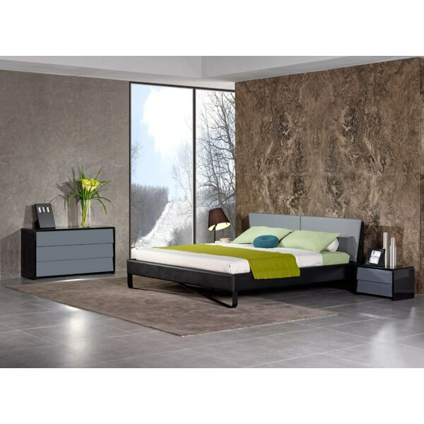 Reviews Cheng Queen Upholstered Platform Bed By Brayden Studio Purchase