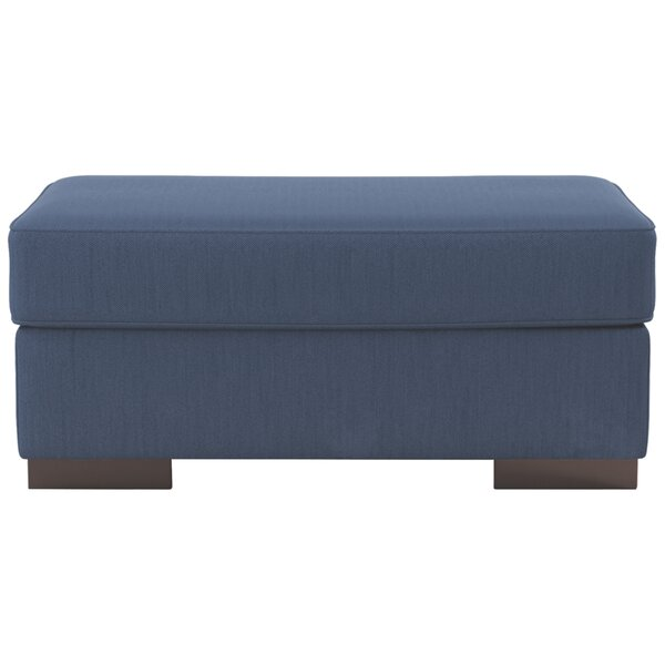 Ketcham Ottoman by Wrought Studio