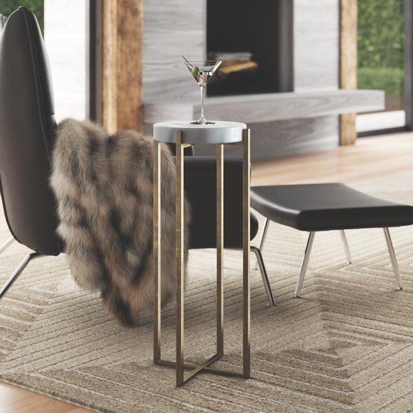 Soho End Table by Noir