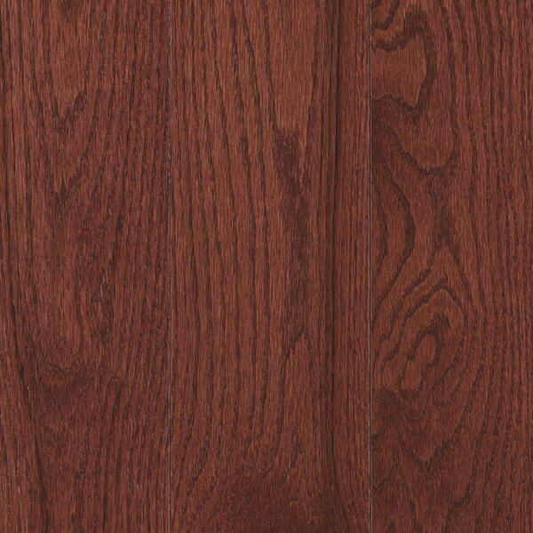 Brandon Dune 5 Solid Oak Hardwood Flooring in Cherry by Mohawk Flooring
